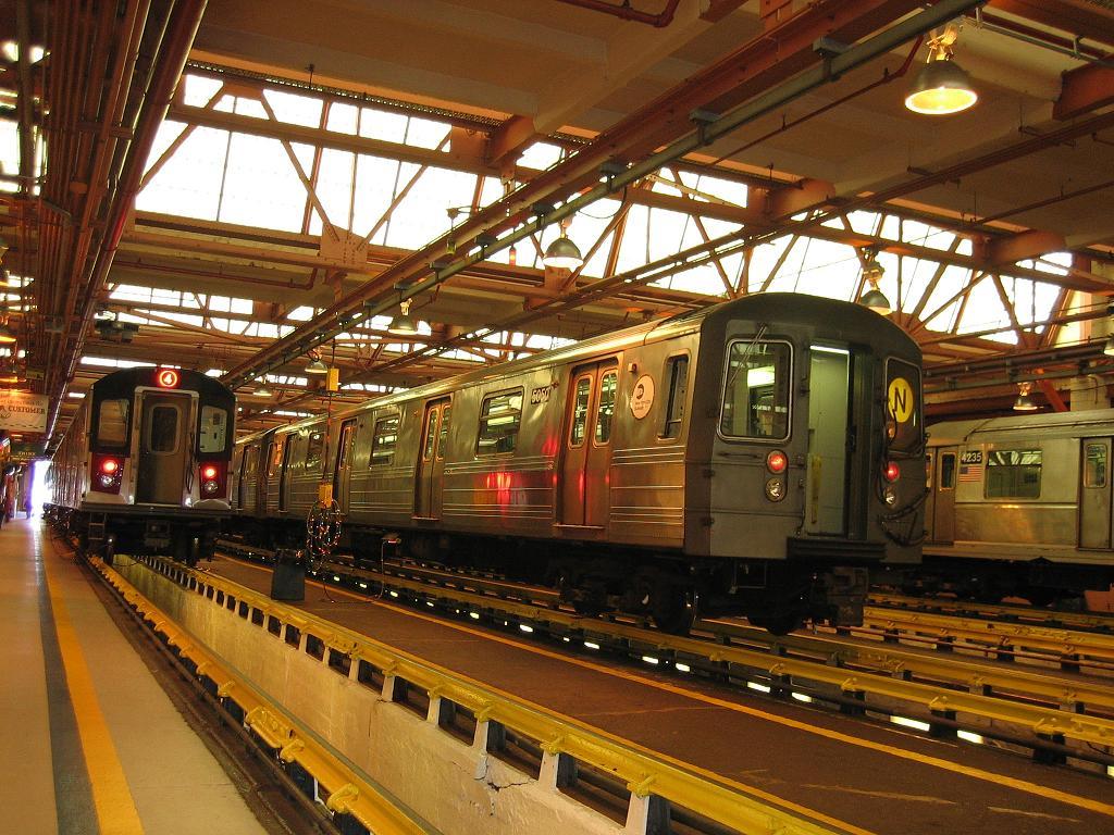 (167k, 1024x768)<br><b>Country:</b> United States<br><b>City:</b> New York<br><b>System:</b> New York City Transit<br><b>Location:</b> Coney Island Shop/Overhaul & Repair Shop<br><b>Car:</b> R-68A (Kawasaki, 1988-1989)  5050 <br><b>Photo by:</b> Michael Hodurski<br><b>Date:</b> 6/10/2006<br><b>Viewed (this week/total):</b> 0 / 2781