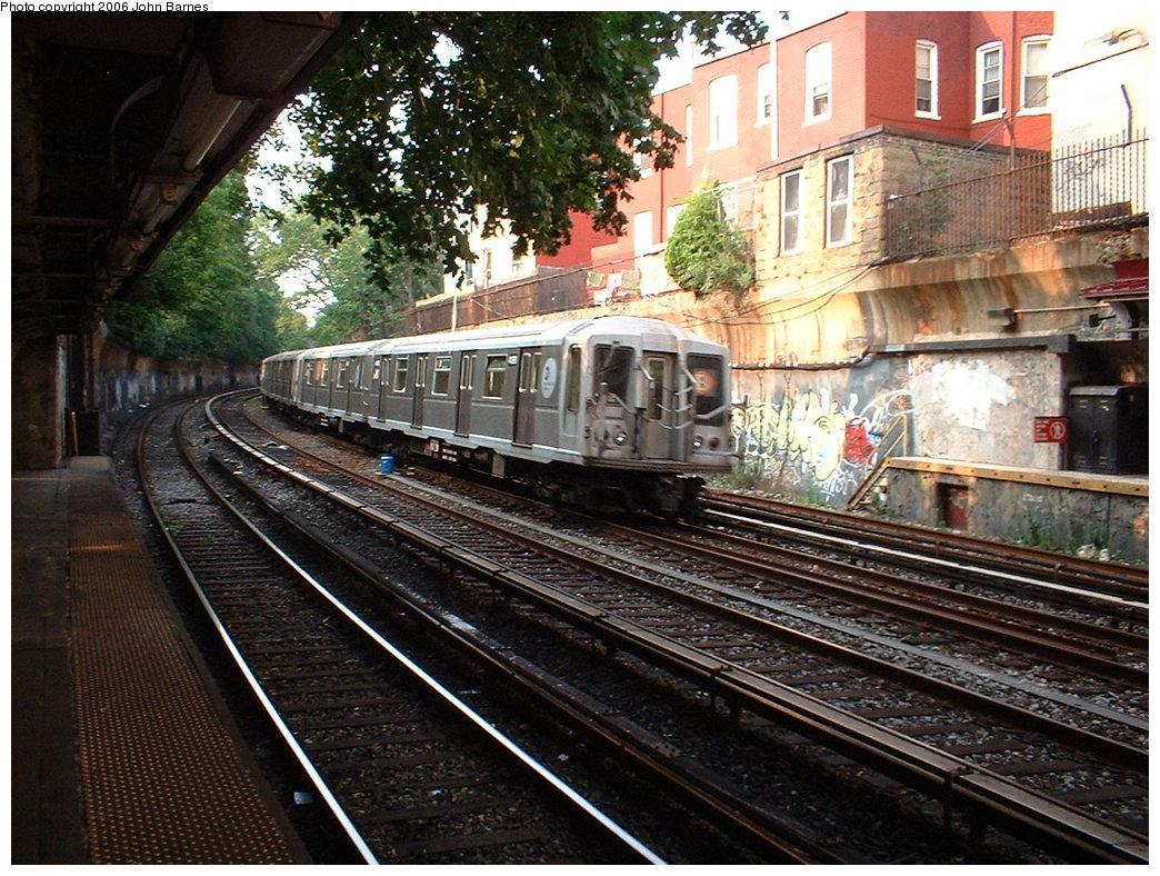 (251k, 1044x788)<br><b>Country:</b> United States<br><b>City:</b> New York<br><b>System:</b> New York City Transit<br><b>Line:</b> BMT Brighton Line<br><b>Location:</b> Beverley Road <br><b>Route:</b> B<br><b>Car:</b> R-40 (St. Louis, 1968)   <br><b>Photo by:</b> John Barnes<br><b>Date:</b> 7/10/2006<br><b>Viewed (this week/total):</b> 2 / 3131