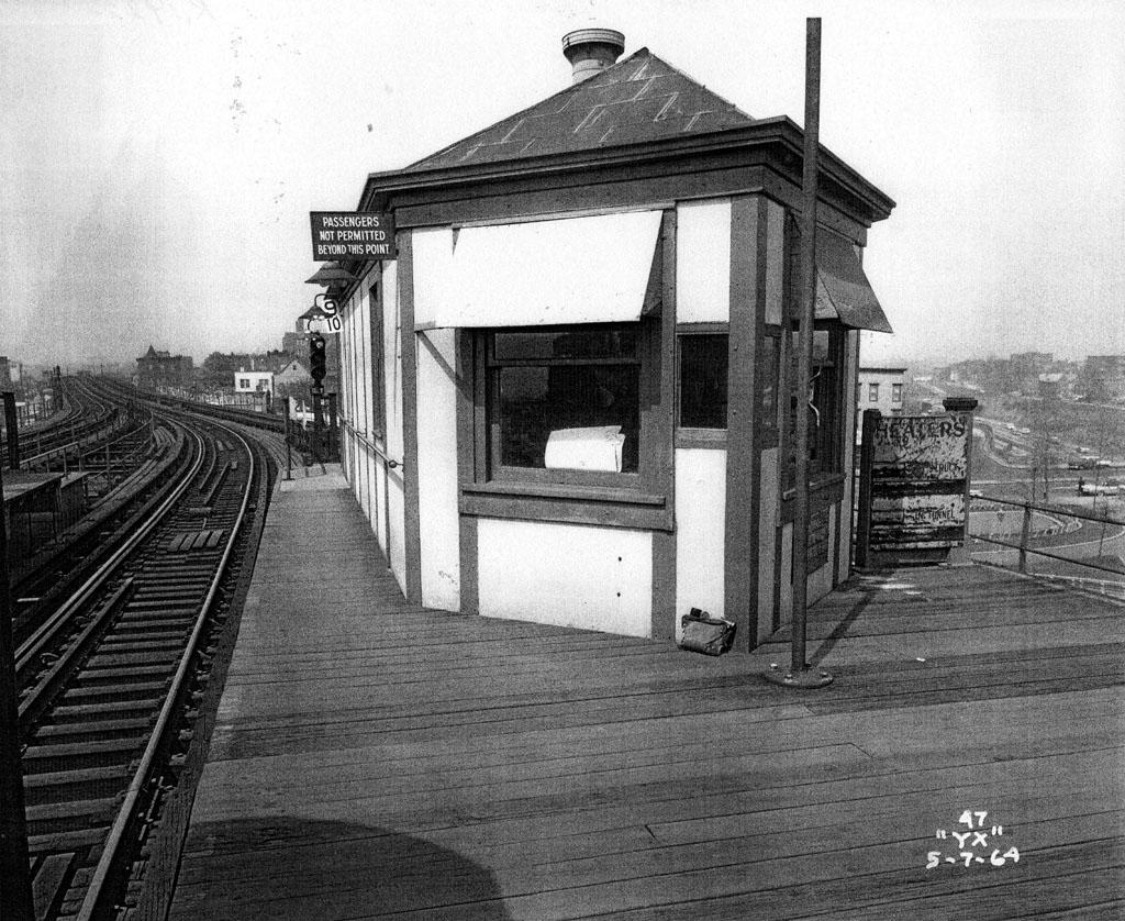 (247k, 1024x838)<br><b>Country:</b> United States<br><b>City:</b> New York<br><b>System:</b> New York City Transit<br><b>Line:</b> IRT Pelham Line<br><b>Location:</b> East 177th Street/Parkchester <br><b>Collection of:</b> Al Westerfield<br><b>Date:</b> 5/7/1964<br><b>Viewed (this week/total):</b> 1 / 2022