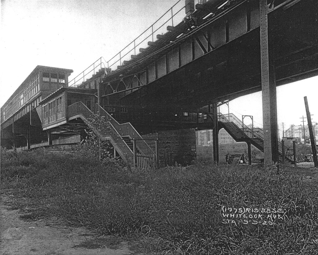 (263k, 1024x821)<br><b>Country:</b> United States<br><b>City:</b> New York<br><b>System:</b> New York City Transit<br><b>Line:</b> IRT Pelham Line<br><b>Location:</b> Whitlock Avenue <br><b>Collection of:</b> Al Westerfield<br><b>Date:</b> 9/9/1920<br><b>Viewed (this week/total):</b> 4 / 3242
