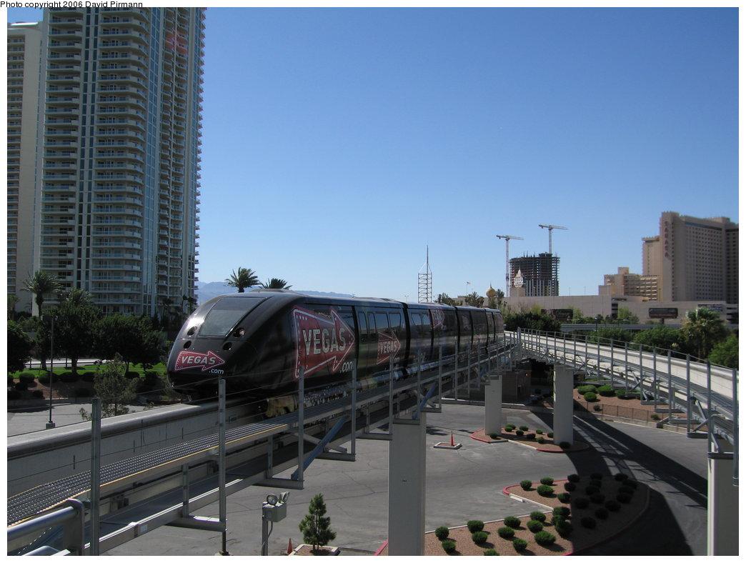(157k, 1044x788)<br><b>Country:</b> United States<br><b>City:</b> Las Vegas, NV<br><b>System:</b> Las Vegas Monorail<br><b>Location:</b> Las Vegas Hilton <br><b>Photo by:</b> David Pirmann<br><b>Date:</b> 7/11/2006<br><b>Viewed (this week/total):</b> 0 / 2072