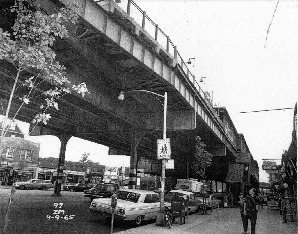 (243k, 1024x805)<br><b>Country:</b> United States<br><b>City:</b> New York<br><b>System:</b> New York City Transit<br><b>Line:</b> IRT Pelham Line<br><b>Location:</b> Buhre Avenue <br><b>Collection of:</b> Al Westerfield<br><b>Date:</b> 9/9/1965<br><b>Viewed (this week/total):</b> 0 / 2489