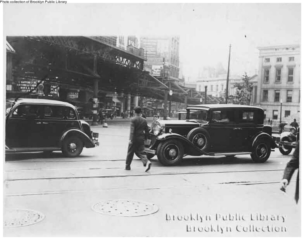 (109k, 1044x822)<br><b>Country:</b> United States<br><b>City:</b> New York<br><b>System:</b> New York City Transit<br><b>Line:</b> BMT Fulton<br><b>Location:</b> Court St./Myrtle Ave <br><b>Collection of:</b> Brooklyn Public Library (via Herbert Maruska)<br><b>Viewed (this week/total):</b> 3 / 2036