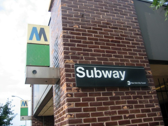 (134k, 640x480)<br><b>Country:</b> United States<br><b>City:</b> New York<br><b>System:</b> New York City Transit<br><b>Line:</b> IND Queens Boulevard Line<br><b>Location:</b> Jamaica/Van Wyck <br><b>Photo by:</b> Charles Ali<br><b>Date:</b> 6/23/2006<br><b>Notes:</b> Exterior of the Jamaica-Van Wyck station.<br><b>Viewed (this week/total):</b> 1 / 2652