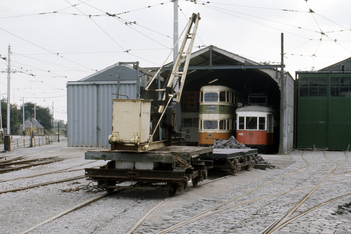 (355k, 1024x683)<br><b>Country:</b> United Kingdom<br><b>System:</b> National Tramway Museum <br><b>Collection of:</b> David Pirmann/Frank Hicks<br><b>Viewed (this week/total):</b> 0 / 683