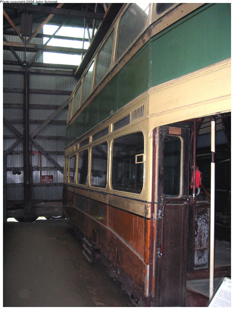 (224k, 788x1044)<br><b>Country:</b> United States<br><b>City:</b> Kennebunk, ME<br><b>System:</b> Seashore Trolley Museum <br><b>Car:</b> Glasgow Transit 1274 <br><b>Photo by:</b> John Schmidt<br><b>Date:</b> 8/18/2006<br><b>Viewed (this week/total):</b> 2 / 926