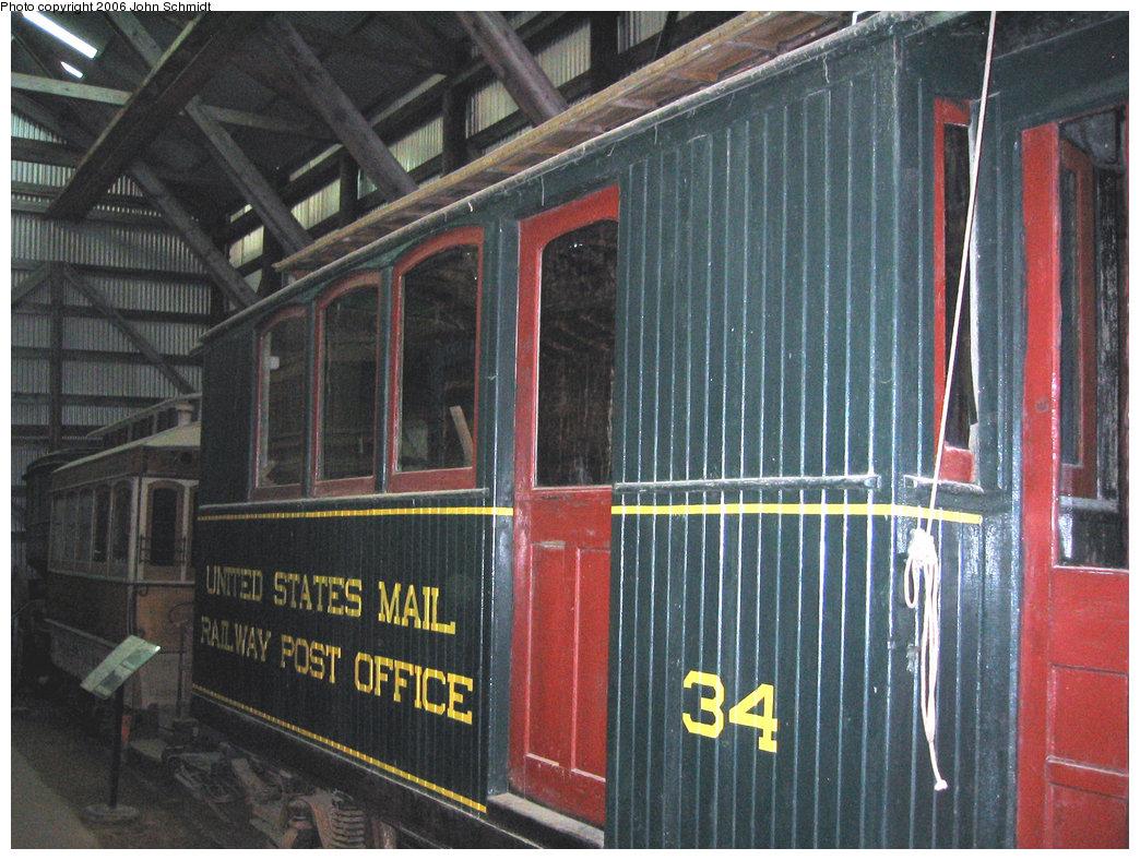 (263k, 1044x788)<br><b>Country:</b> United States<br><b>City:</b> Kennebunk, ME<br><b>System:</b> Seashore Trolley Museum <br><b>Car:</b> Union Street Railway 34 <br><b>Photo by:</b> John Schmidt<br><b>Date:</b> 8/18/2006<br><b>Viewed (this week/total):</b> 1 / 841