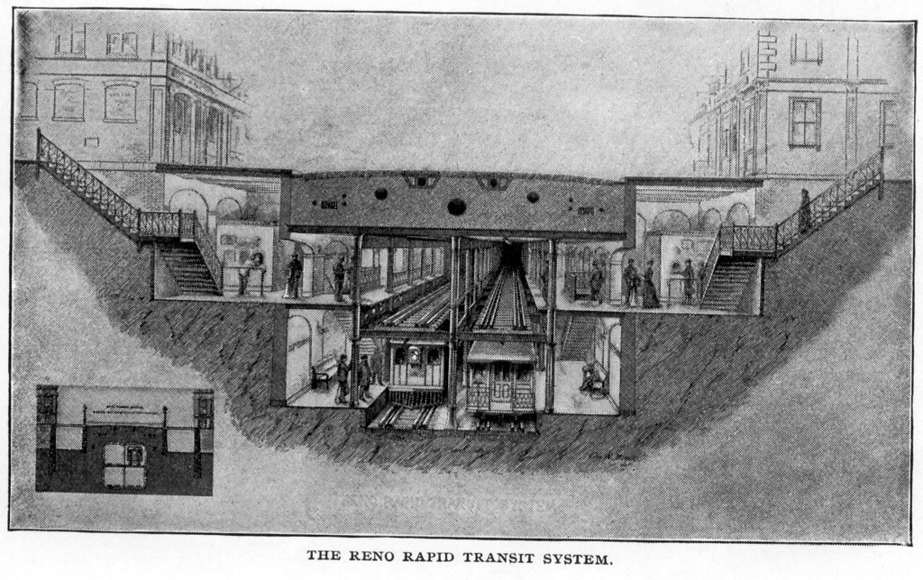 (307k, 1024x644)<br><b>Photo by:</b> Rapid Transit in Great Cities (1891)<br><b>Notes:</b> The Reno Rapid Transit System.<br><b>Viewed (this week/total):</b> 1 / 3661