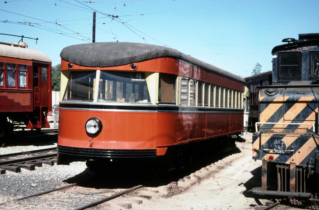 (280k, 1024x675)<br><b>Country:</b> United States<br><b>City:</b> Perris, CA<br><b>System:</b> Orange Empire Railway Museum <br><b>Car:</b>  127 <br><b>Photo by:</b> Chris Leverett<br><b>Date:</b> 3/18/2000<br><b>Viewed (this week/total):</b> 0 / 1242