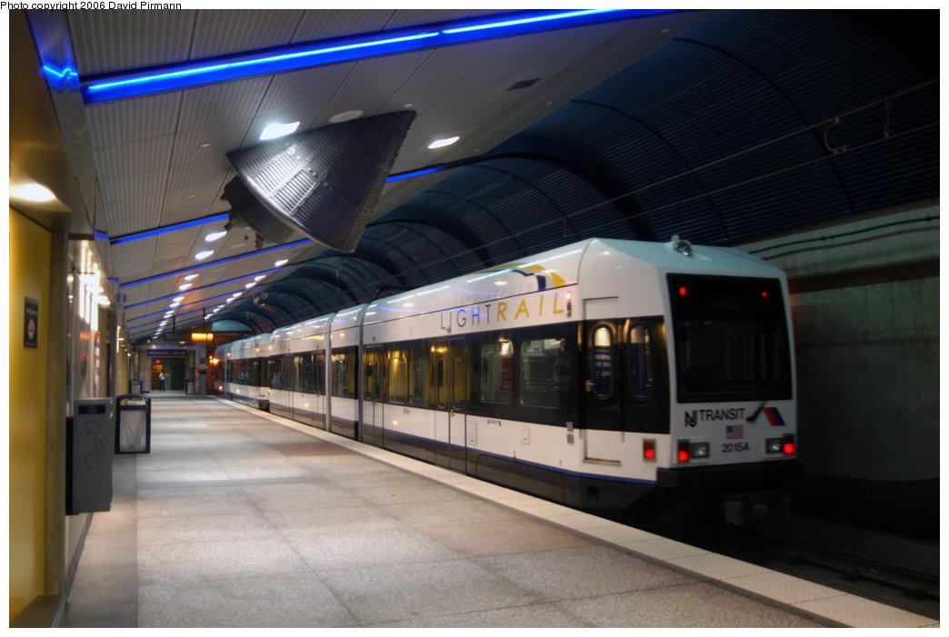 (181k, 1044x701)<br><b>Country:</b> United States<br><b>City:</b> Union City, NJ<br><b>System:</b> Hudson Bergen Light Rail<br><b>Location:</b> Bergenline Avenue <br><b>Car:</b> NJT-HBLR LRV (Kinki-Sharyo, 1998-99)  2015 <br><b>Photo by:</b> David Pirmann<br><b>Date:</b> 9/28/2006<br><b>Viewed (this week/total):</b> 0 / 1701