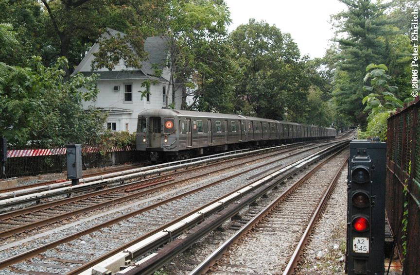 (305k, 864x566)<br><b>Country:</b> United States<br><b>City:</b> New York<br><b>System:</b> New York City Transit<br><b>Line:</b> BMT Brighton Line<br><b>Location:</b> Avenue H <br><b>Route:</b> Q<br><b>Car:</b> R-68A (Kawasaki, 1988-1989)  5002 <br><b>Photo by:</b> Peter Ehrlich<br><b>Date:</b> 9/30/2006<br><b>Viewed (this week/total):</b> 1 / 2574