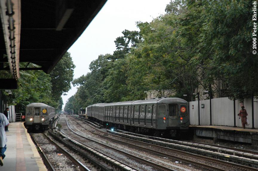 (225k, 864x574)<br><b>Country:</b> United States<br><b>City:</b> New York<br><b>System:</b> New York City Transit<br><b>Line:</b> BMT Brighton Line<br><b>Location:</b> Avenue H <br><b>Route:</b> Q<br><b>Car:</b> R-68A (Kawasaki, 1988-1989)  5200 <br><b>Photo by:</b> Peter Ehrlich<br><b>Date:</b> 9/30/2006<br><b>Notes:</b> With R68A 5068 on Q inbound.<br><b>Viewed (this week/total):</b> 1 / 5154