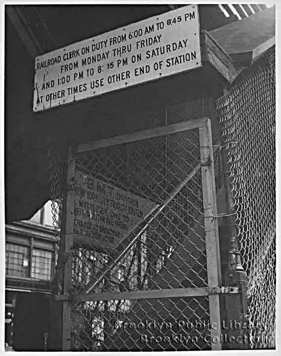 (65k, 569x720)<br><b>Country:</b> United States<br><b>City:</b> New York<br><b>System:</b> New York City Transit<br><b>Line:</b> BMT Myrtle Avenue Line<br><b>Location:</b> Bridge/Jay Street <br><b>Collection of:</b> Brooklyn Public Library (via Herbert Maruska)<br><b>Date:</b> 1969<br><b>Viewed (this week/total):</b> 0 / 5423