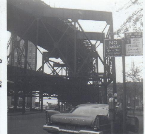 (36k, 486x449)<br><b>Country:</b> United States<br><b>City:</b> New York<br><b>System:</b> New York City Transit<br><b>Line:</b> BMT Astoria Line<br><b>Location:</b> Queensborough Plaza <br><b>Collection of:</b> Vic Gordon<br><b>Date:</b> 1969<br><b>Viewed (this week/total):</b> 1 / 2563