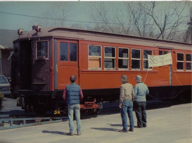 (48k, 640x478)<br><b>Country:</b> United States<br><b>City:</b> East Haven/Branford, Ct.<br><b>System:</b> Shore Line Trolley Museum <br><b>Car:</b> Low-V 5466 <br><b>Collection of:</b> Vic Gordon<br><b>Notes:</b> Arriving at Shore Line.<br><b>Viewed (this week/total):</b> 1 / 1147