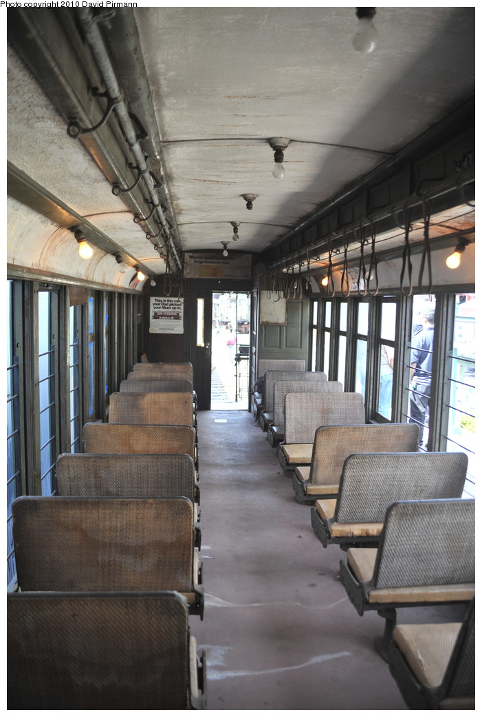 (250k, 701x1043)<br><b>Country:</b> United States<br><b>City:</b> East Haven/Branford, Ct.<br><b>System:</b> Shore Line Trolley Museum <br><b>Car:</b> BMT Elevated Gate Car 1349 <br><b>Photo by:</b> David Pirmann<br><b>Date:</b> 4/24/2010<br><b>Viewed (this week/total):</b> 5 / 5100