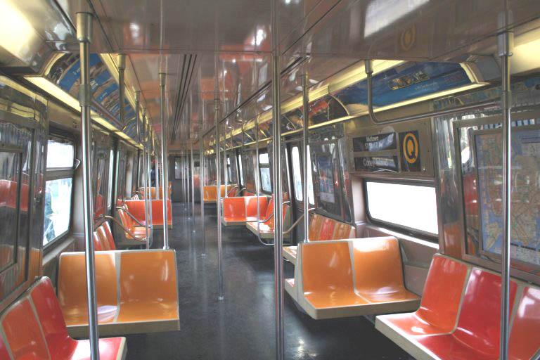 (90k, 768x512)<br><b>Country:</b> United States<br><b>City:</b> New York<br><b>System:</b> New York City Transit<br><b>Route:</b> Q<br><b>Car:</b> R-68 (Westinghouse-Amrail, 1986-1988)  2812 <br><b>Photo by:</b> Neil Feldman<br><b>Date:</b> 12/28/2006<br><b>Viewed (this week/total):</b> 0 / 1691