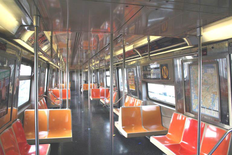 (93k, 768x512)<br><b>Country:</b> United States<br><b>City:</b> New York<br><b>System:</b> New York City Transit<br><b>Route:</b> N<br><b>Car:</b> R-68 (Westinghouse-Amrail, 1986-1988)  2840 <br><b>Photo by:</b> Neil Feldman<br><b>Date:</b> 12/28/2006<br><b>Viewed (this week/total):</b> 0 / 1860