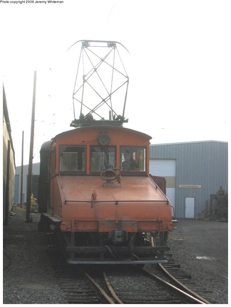 (127k, 788x1044)<br><b>Country:</b> United States<br><b>City:</b> Rio Vista Junction, CA<br><b>System:</b> Western Railway Museum<br><b>Car:</b> Key System 1001 <br><b>Photo by:</b> Jeremy Whiteman<br><b>Date:</b> 12/23/2006<br><b>Viewed (this week/total):</b> 1 / 2297