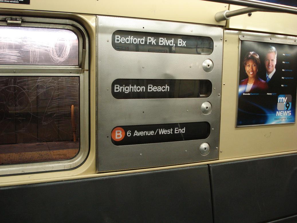 (127k, 1037x778)<br><b>Country:</b> United States<br><b>City:</b> New York<br><b>System:</b> New York City Transit<br><b>Line:</b> BMT Brighton Line<br><b>Location:</b> Brighton Beach <br><b>Route:</b> B<br><b>Car:</b> R-32 (Budd, 1964)  3859 <br><b>Photo by:</b> Michael Hodurski<br><b>Date:</b> 1/19/2007<br><b>Viewed (this week/total):</b> 1 / 4115