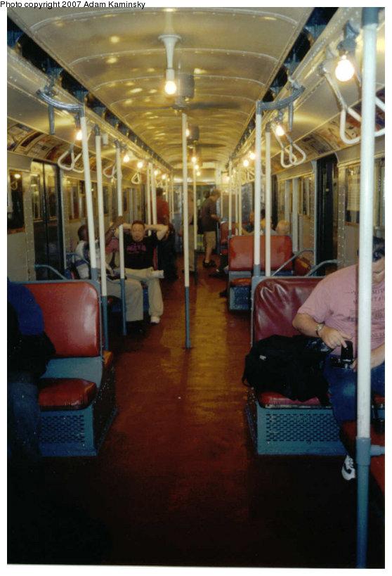 (102k, 558x819)<br><b>Country:</b> United States<br><b>City:</b> New York<br><b>System:</b> New York City Transit<br><b>Route:</b> Fan Trip<br><b>Car:</b> R-4 (American Car & Foundry, 1932-1933) 401 <br><b>Photo by:</b> Adam Kaminsky<br><b>Date:</b> 12/27/2003<br><b>Viewed (this week/total):</b> 0 / 1252