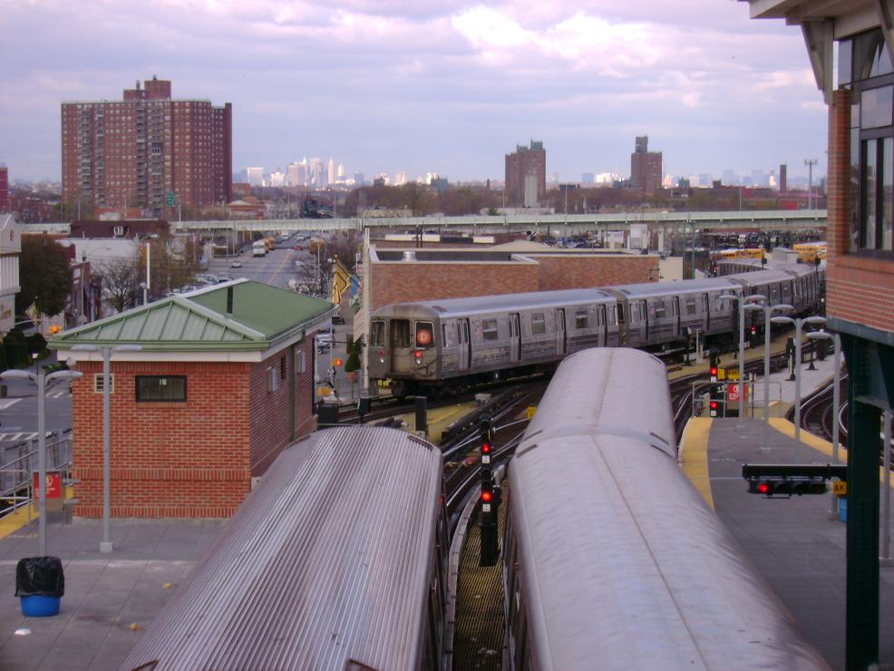(126k, 986x740)<br><b>Country:</b> United States<br><b>City:</b> New York<br><b>System:</b> New York City Transit<br><b>Location:</b> Coney Island/Stillwell Avenue<br><b>Photo by:</b> Pablo Maneiro<br><b>Date:</b> 11/18/2006<br><b>Viewed (this week/total):</b> 1 / 1138