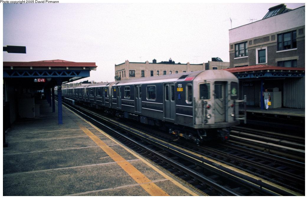 (167k, 1044x676)<br><b>Country:</b> United States<br><b>City:</b> New York<br><b>System:</b> New York City Transit<br><b>Line:</b> IRT Pelham Line<br><b>Location:</b> Elder Avenue <br><b>Route:</b> 6<br><b>Car:</b> R-62A (Bombardier, 1984-1987)  1751 <br><b>Photo by:</b> David Pirmann<br><b>Date:</b> 7/21/1999<br><b>Viewed (this week/total):</b> 0 / 4303
