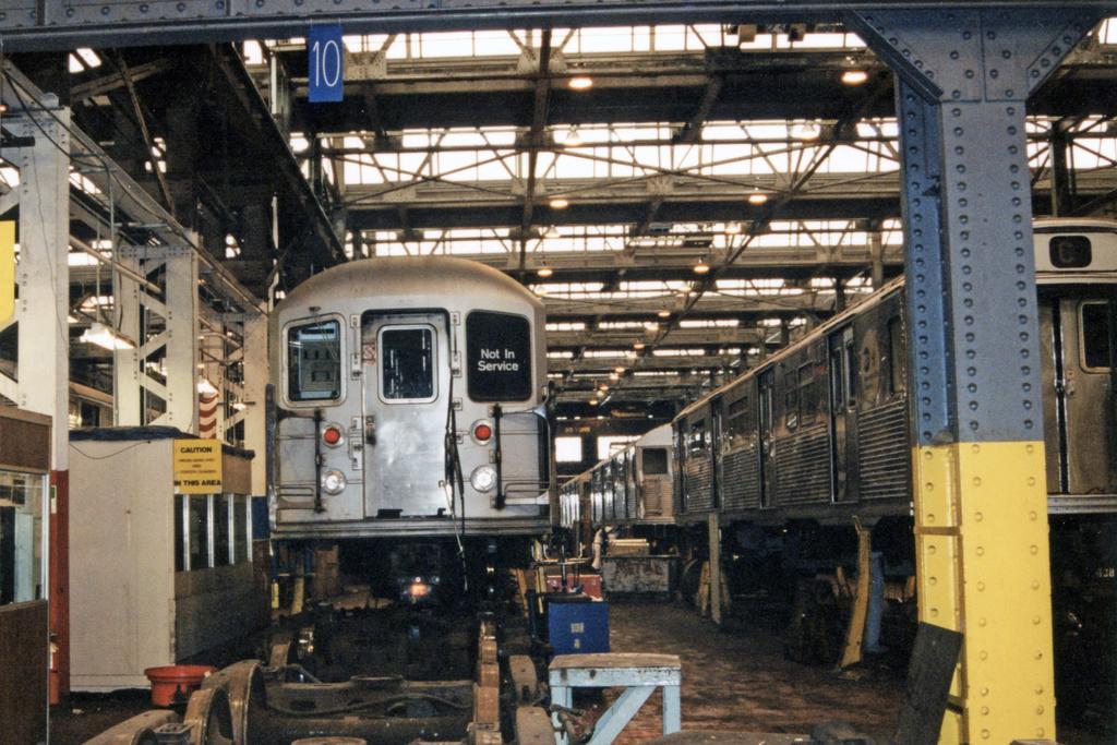 (428k, 1024x683)<br><b>Country:</b> United States<br><b>City:</b> New York<br><b>System:</b> New York City Transit<br><b>Location:</b> 207th Street Shop<br><b>Photo by:</b> Paul Polischuk<br><b>Date:</b> 9/9/2001<br><b>Viewed (this week/total):</b> 1 / 1848