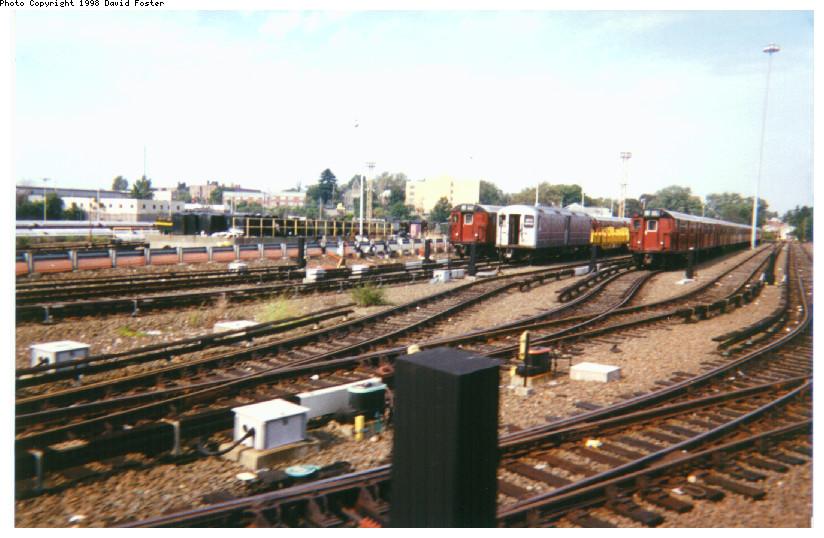 (154k, 824x538)<br><b>Country:</b> United States<br><b>City:</b> New York<br><b>System:</b> New York City Transit<br><b>Location:</b> 239th Street Yard<br><b>Photo by:</b> David Foster<br><b>Date:</b> 1998<br><b>Viewed (this week/total):</b> 3 / 4520