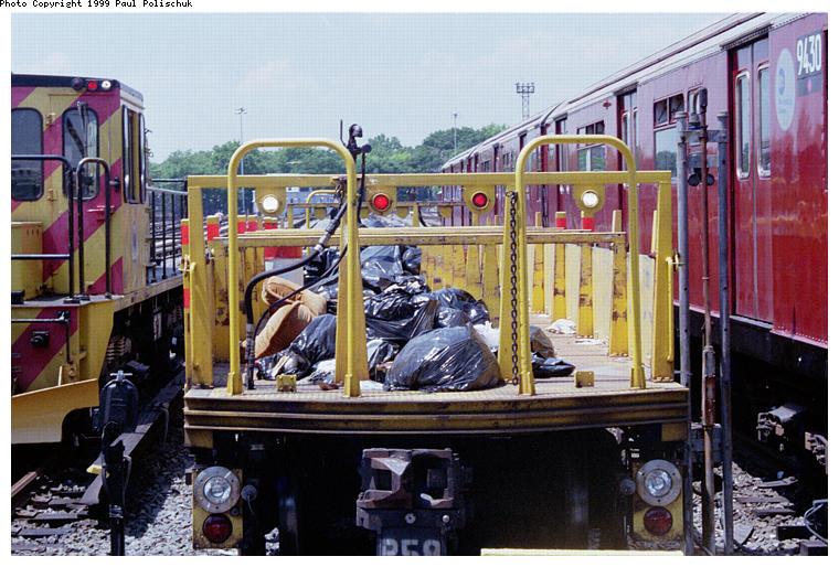 (102k, 760x514)<br><b>Country:</b> United States<br><b>City:</b> New York<br><b>System:</b> New York City Transit<br><b>Location:</b> Corona Yard<br><b>Photo by:</b> Paul Polischuk<br><b>Date:</b> 6/25/1999<br><b>Viewed (this week/total):</b> 1 / 1827