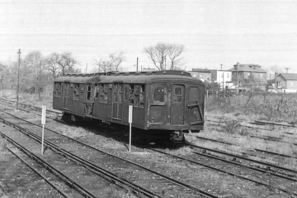 (249k, 1024x683)<br><b>Country:</b> United States<br><b>City:</b> New York<br><b>System:</b> New York City Transit<br><b>Location:</b> Rockaway Parkway (Canarsie) Yard<br><b>Car:</b> BMT A/B-Type Standard 2299 <br><b>Collection of:</b> David Pirmann<br><b>Viewed (this week/total):</b> 0 / 3389