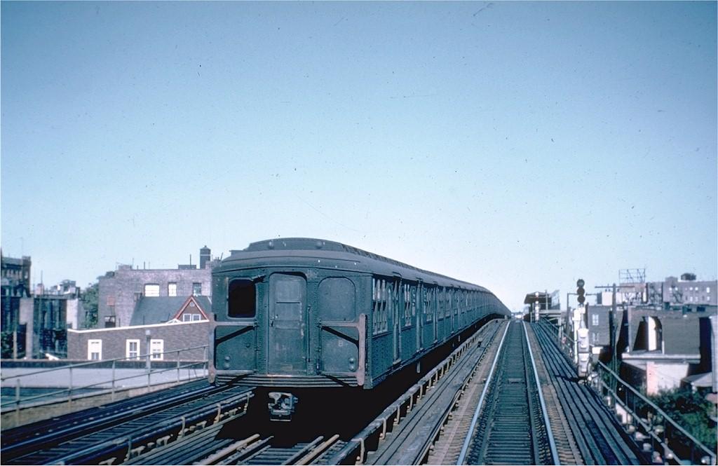 (166k, 1024x665)<br><b>Country:</b> United States<br><b>City:</b> New York<br><b>System:</b> New York City Transit<br><b>Line:</b> BMT Astoria Line<br><b>Location:</b> Broadway <br><b>Car:</b> BMT A/B-Type Standard 2357 <br><b>Collection of:</b> Joe Testagrose<br><b>Date:</b> 10/3/1964<br><b>Viewed (this week/total):</b> 4 / 4065