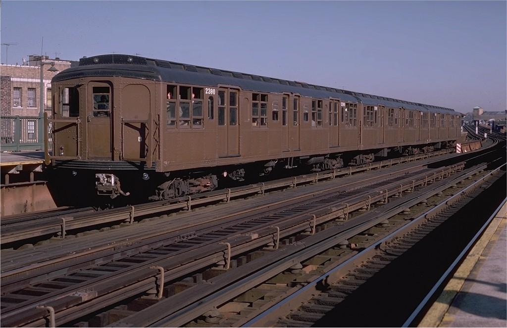 (181k, 1024x663)<br><b>Country:</b> United States<br><b>City:</b> New York<br><b>System:</b> New York City Transit<br><b>Line:</b> BMT West End Line<br><b>Location:</b> 55th Street <br><b>Route:</b> Fan Trip<br><b>Car:</b> BMT A/B-Type Standard 2390 <br><b>Photo by:</b> Ed McKernan<br><b>Collection of:</b> Joe Testagrose<br><b>Date:</b> 10/28/1978<br><b>Viewed (this week/total):</b> 1 / 3011