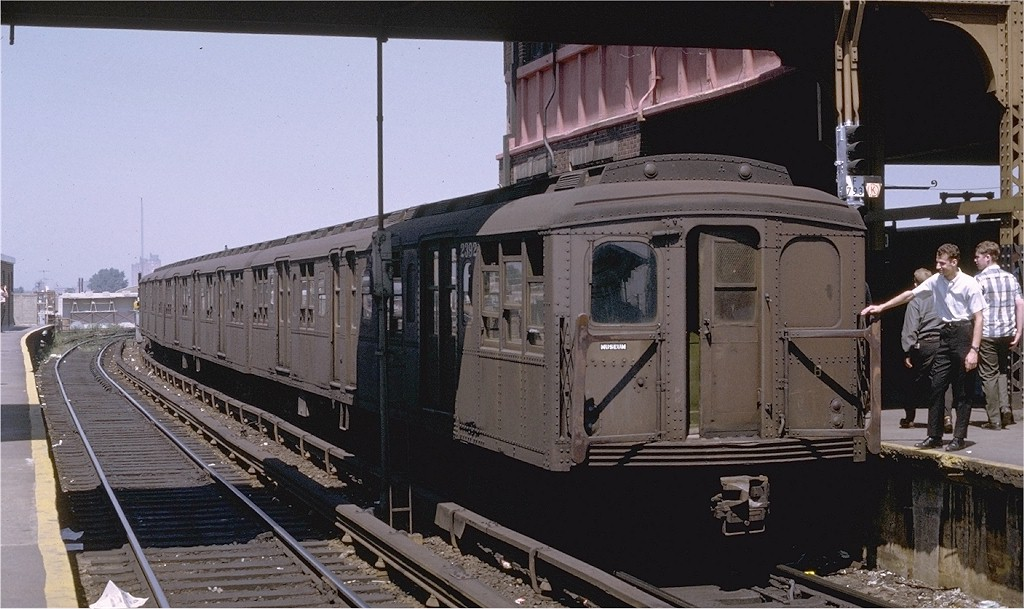 (179k, 1024x609)<br><b>Country:</b> United States<br><b>City:</b> New York<br><b>System:</b> New York City Transit<br><b>Location:</b> Coney Island/Stillwell Avenue<br><b>Route:</b> Fan Trip<br><b>Car:</b> BMT A/B-Type Standard 2392 <br><b>Photo by:</b> Joe Testagrose<br><b>Date:</b> 8/23/1969<br><b>Viewed (this week/total):</b> 0 / 3499