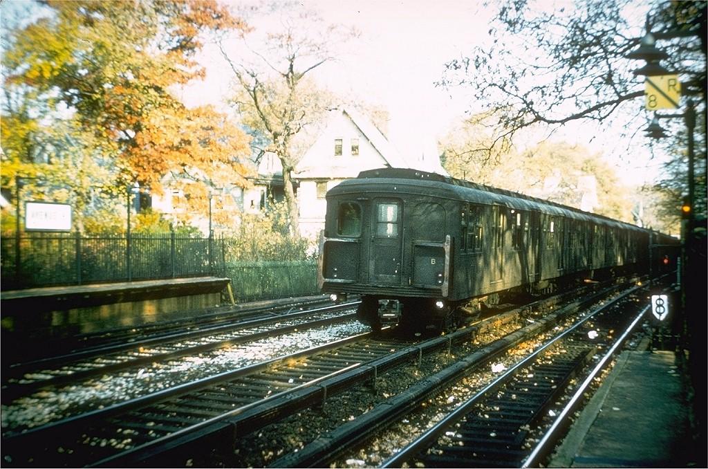 (270k, 1024x678)<br><b>Country:</b> United States<br><b>City:</b> New York<br><b>System:</b> New York City Transit<br><b>Line:</b> BMT Brighton Line<br><b>Location:</b> Avenue H <br><b>Route:</b> M<br><b>Car:</b> BMT A/B-Type Standard 2430 <br><b>Collection of:</b> Joe Testagrose<br><b>Date:</b> 11/3/1964<br><b>Viewed (this week/total):</b> 0 / 3685