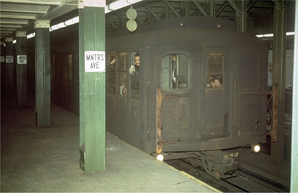 (171k, 1024x664)<br><b>Country:</b> United States<br><b>City:</b> New York<br><b>System:</b> New York City Transit<br><b>Line:</b> BMT Canarsie Line<br><b>Location:</b> Montrose Avenue <br><b>Route:</b> LL<br><b>Car:</b> BMT A/B-Type Standard  <br><b>Collection of:</b> Joe Testagrose<br><b>Viewed (this week/total):</b> 4 / 5313