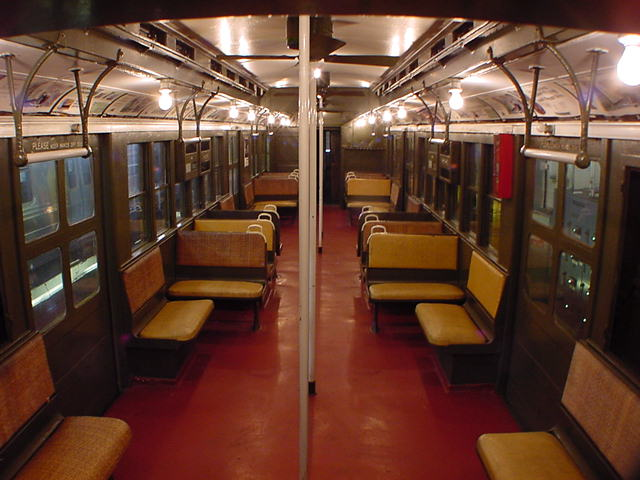 (59k, 640x480)<br><b>Country:</b> United States<br><b>City:</b> New York<br><b>System:</b> New York City Transit<br><b>Location:</b> Coney Island Shop/Overhaul & Repair Shop<br><b>Car:</b> BMT D-Type Triplex 6112 <br><b>Photo by:</b> Salaam Allah<br><b>Date:</b> 10/29/2000<br><b>Viewed (this week/total):</b> 18 / 18014