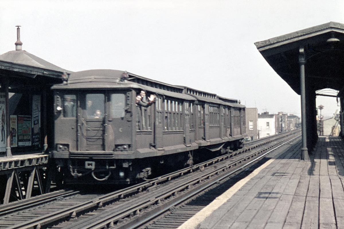(411k, 1024x683)<br><b>Country:</b> United States<br><b>City:</b> New York<br><b>System:</b> New York City Transit<br><b>Line:</b> BMT Fulton<br><b>Location:</b> Crescent Street <br><b>Car:</b> BMT C  <br><b>Collection of:</b> Joe Testagrose<br><b>Viewed (this week/total):</b> 2 / 5369
