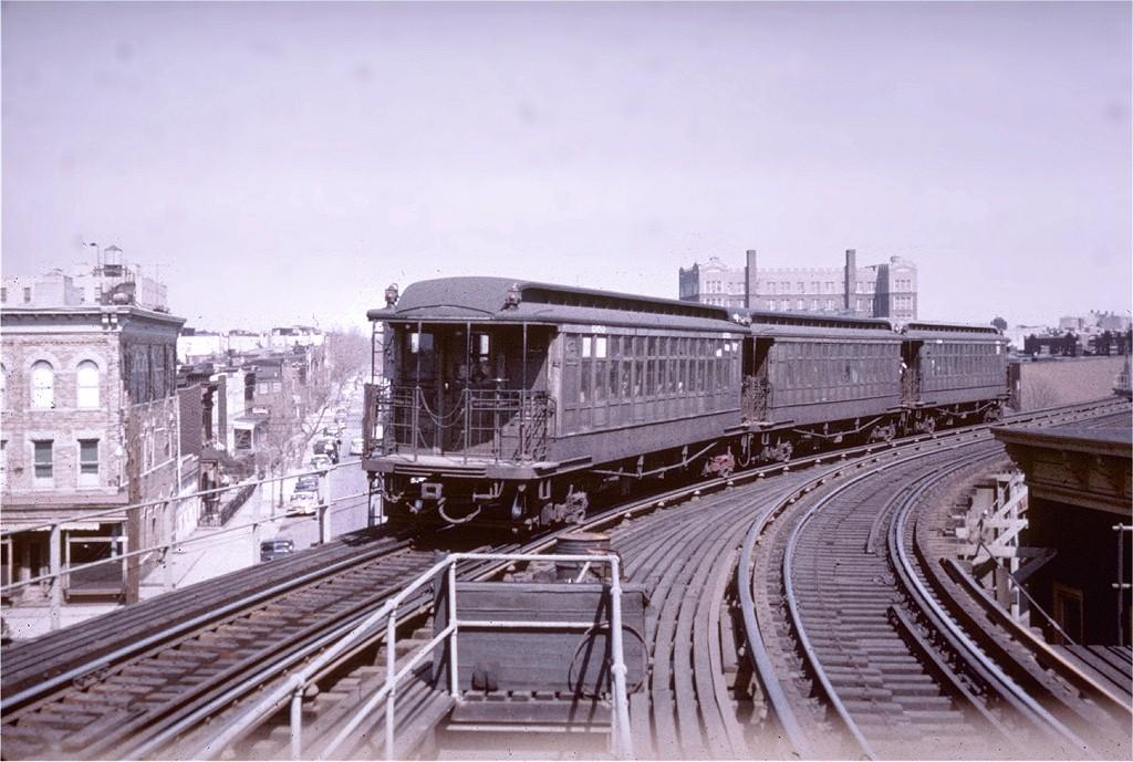 (195k, 1024x689)<br><b>Country:</b> United States<br><b>City:</b> New York<br><b>System:</b> New York City Transit<br><b>Line:</b> BMT Myrtle Avenue Line<br><b>Location:</b> Seneca Avenue <br><b>Car:</b> BMT Elevated Gate Car 1360 <br><b>Collection of:</b> Joe Testagrose<br><b>Viewed (this week/total):</b> 4 / 3879