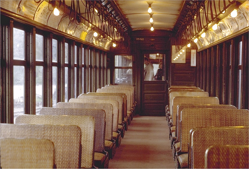 (300k, 1024x696)<br><b>Country:</b> United States<br><b>City:</b> East Haven/Branford, Ct.<br><b>System:</b> Shore Line Trolley Museum <br><b>Car:</b> BMT Elevated Gate Car 1362 <br><b>Photo by:</b> Joe Testagrose<br><b>Date:</b> 5/22/1971<br><b>Viewed (this week/total):</b> 10 / 24239