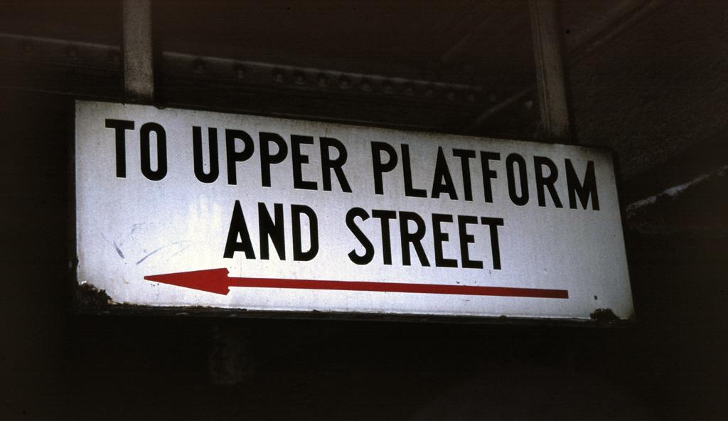 (153k, 1024x592)<br><b>Country:</b> United States<br><b>City:</b> New York<br><b>System:</b> New York City Transit<br><b>Line:</b> IND 8th Avenue Line<br><b>Location:</b> 42nd Street/Port Authority Bus Terminal (Lower Level) <br><b>Photo by:</b> Chris Leverett<br><b>Date:</b> 11/17/1996<br><b>Viewed (this week/total):</b> 1 / 3099