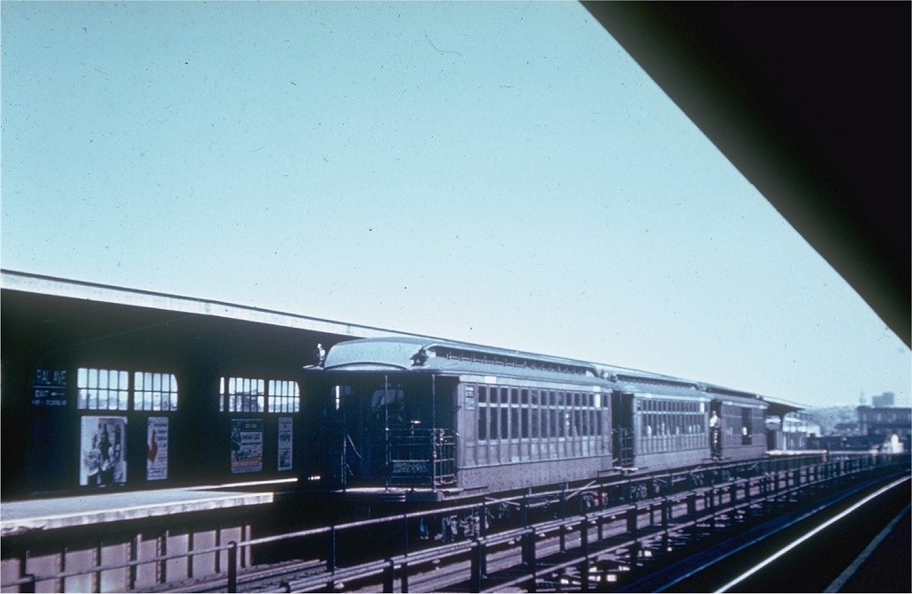(138k, 1024x667)<br><b>Country:</b> United States<br><b>City:</b> New York<br><b>System:</b> New York City Transit<br><b>Line:</b> BMT Myrtle Avenue Line<br><b>Location:</b> Central Avenue <br><b>Car:</b> BMT Elevated Gate Car  <br><b>Collection of:</b> Joe Testagrose<br><b>Viewed (this week/total):</b> 1 / 2939