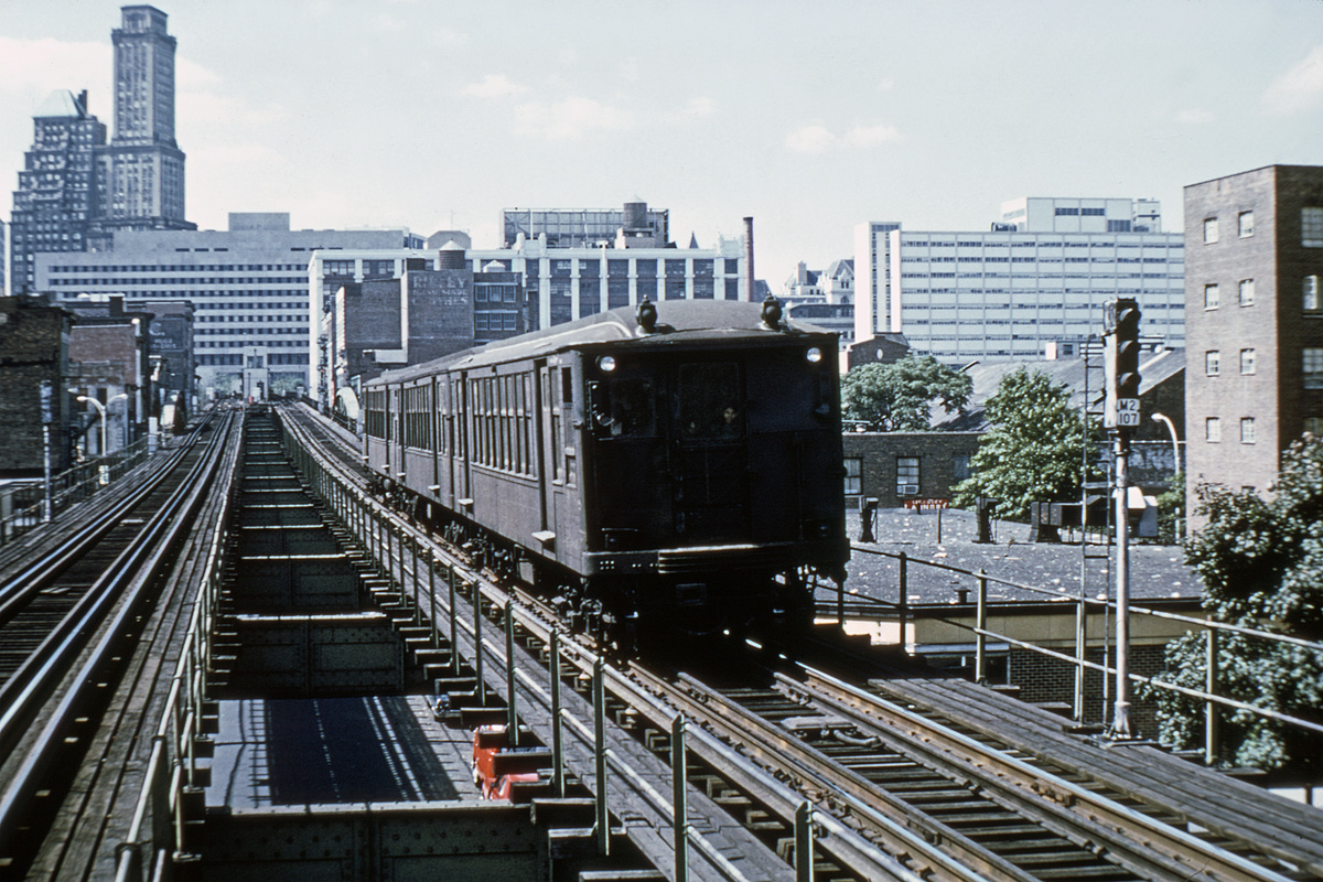 (482k, 1044x703)<br><b>Country:</b> United States<br><b>City:</b> New York<br><b>System:</b> New York City Transit<br><b>Line:</b> BMT Myrtle Avenue Line<br><b>Location:</b> Navy Street <br><b>Route:</b> MJ<br><b>Car:</b> BMT Q  <br><b>Collection of:</b> David Pirmann<br><b>Viewed (this week/total):</b> 8 / 7576