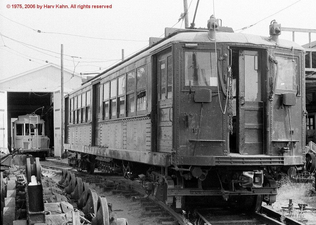(222k, 1050x748)<br><b>Country:</b> United States<br><b>City:</b> East Haven/Branford, Ct.<br><b>System:</b> Shore Line Trolley Museum <br><b>Car:</b> Hi-V 3662 <br><b>Photo by:</b> Harv Kahn<br><b>Date:</b> 7/19/1975<br><b>Viewed (this week/total):</b> 1 / 2854