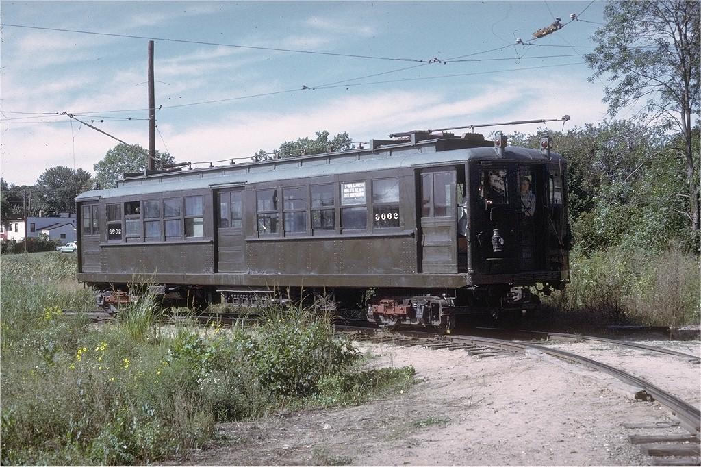 (281k, 1024x682)<br><b>Country:</b> United States<br><b>City:</b> East Haven/Branford, Ct.<br><b>System:</b> Shore Line Trolley Museum <br><b>Car:</b> Hi-V 3662 <br><b>Photo by:</b> Joe Testagrose<br><b>Date:</b> 9/23/1972<br><b>Viewed (this week/total):</b> 2 / 9971