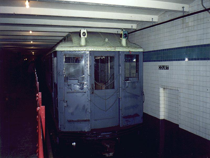 (79k, 800x600)<br><b>Country:</b> United States<br><b>City:</b> New York<br><b>System:</b> New York City Transit<br><b>Location:</b> New York Transit Museum<br><b>Car:</b> Low-V (Museum Train) 5290 <br><b>Photo by:</b> Constantine Steffan<br><b>Date:</b> 6/20/1998<br><b>Viewed (this week/total):</b> 1 / 4686