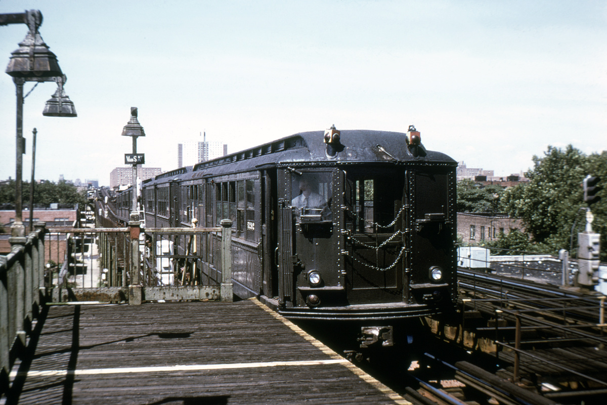 (412k, 1024x683)<br><b>Country:</b> United States<br><b>City:</b> New York<br><b>System:</b> New York City Transit<br><b>Line:</b> IRT Brooklyn Line<br><b>Location:</b> Van Siclen Avenue <br><b>Route:</b> Fan Trip<br><b>Car:</b> Low-V (Museum Train) 5292 <br><b>Collection of:</b> David Pirmann<br><b>Viewed (this week/total):</b> 2 / 4456