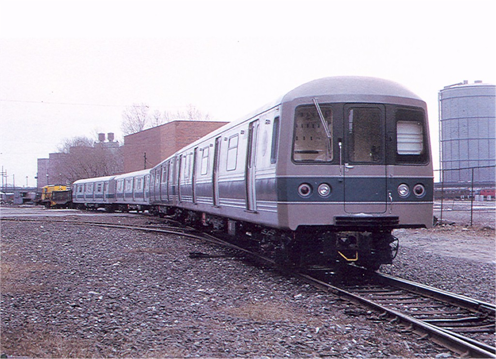 (223k, 1024x740)<br><b>Country:</b> United States<br><b>City:</b> New York<br><b>System:</b> New York City Transit<br><b>Location:</b> Coney Island Yard<br><b>Car:</b> R-44 (St. Louis, 1971-73) 136 <br><b>Photo by:</b> Doug Grotjahn<br><b>Collection of:</b> Joe Testagrose<br><b>Date:</b> 1972<br><b>Viewed (this week/total):</b> 0 / 2850