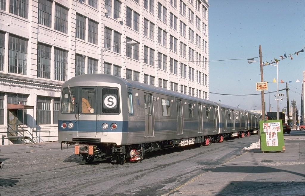 (238k, 1024x656)<br><b>Country:</b> United States<br><b>City:</b> New York<br><b>System:</b> New York City Transit<br><b>Line:</b> South Brooklyn Railway<br><b>Location:</b> Bush Terminal - 2nd Ave & 41st (BTRR)<br><b>Car:</b> R-46 (Pullman-Standard, 1974-75) 888 <br><b>Photo by:</b> Ed McKernan<br><b>Collection of:</b> Joe Testagrose<br><b>Date:</b> 12/30/1976<br><b>Viewed (this week/total):</b> 0 / 2965
