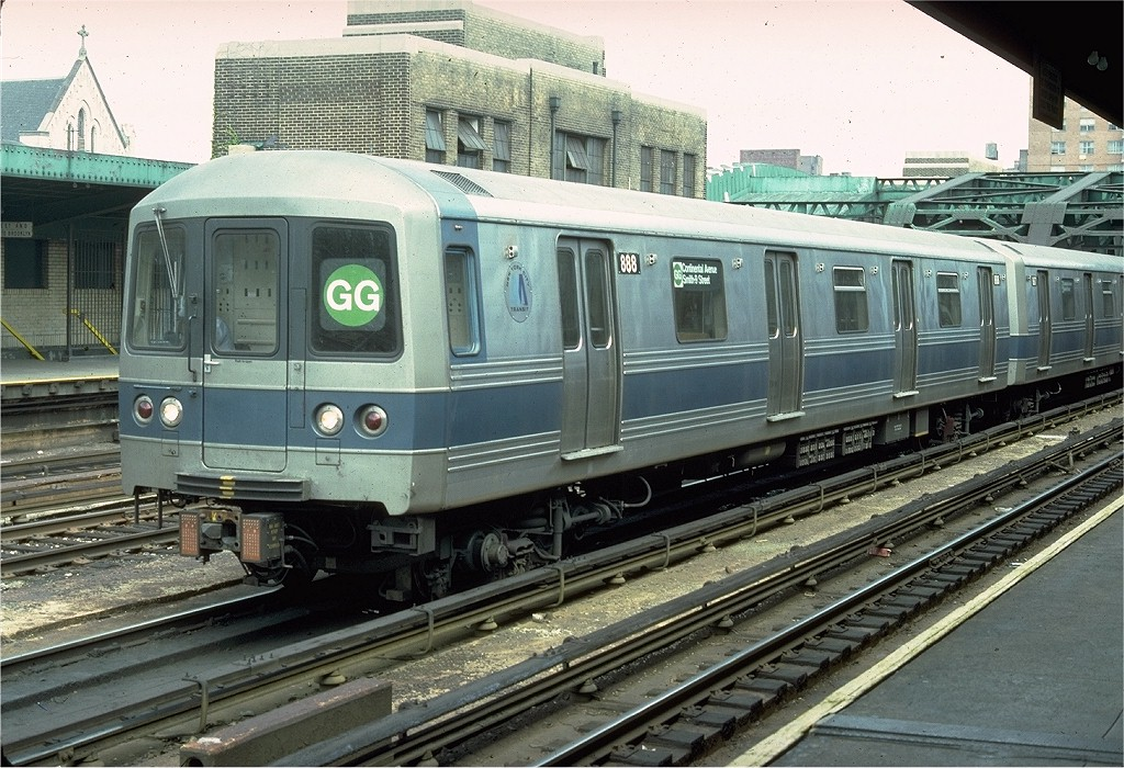 Download Gg Train Nyc PNG